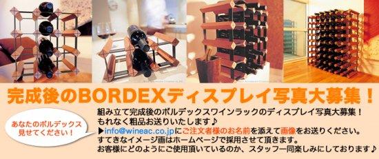 ボルデックス ウォールユニット 180本用【お客様組立て商品】 RB180WU