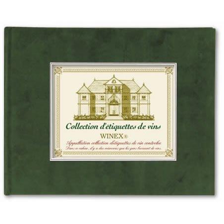 ワインラベル メモリー バインダー グリーン(Green)  ZW900GR