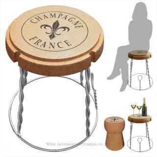 ビート ジャイアント シャンパンチェア&テーブル ZE030CK