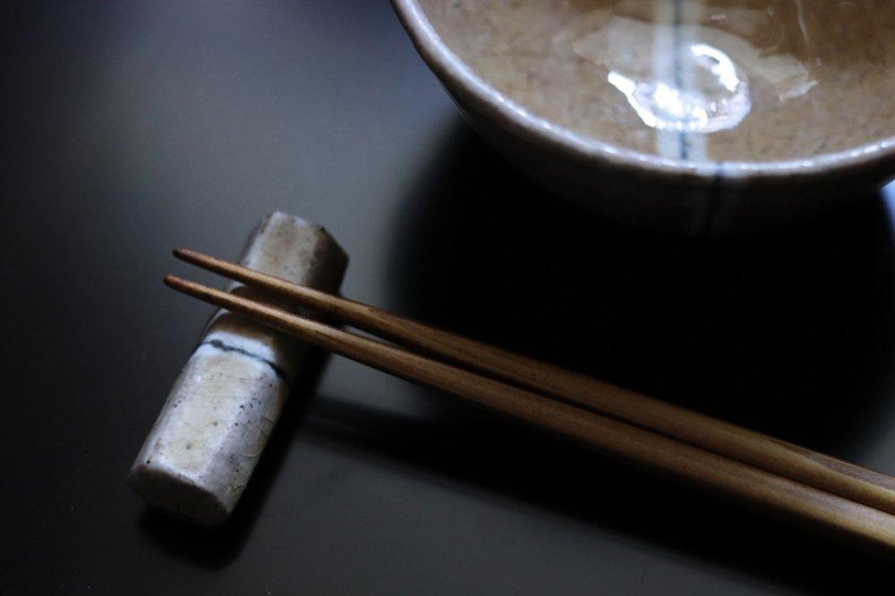杉本太郎 箸置き-1