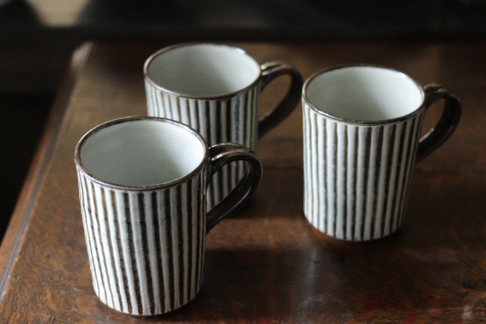 鬼丸豊喜 マグカップ(ハケ)