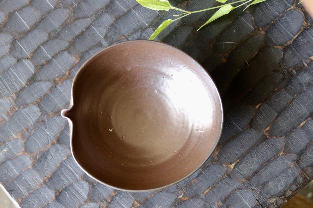 タナカマナブ 5寸片口鉢(耐熱)