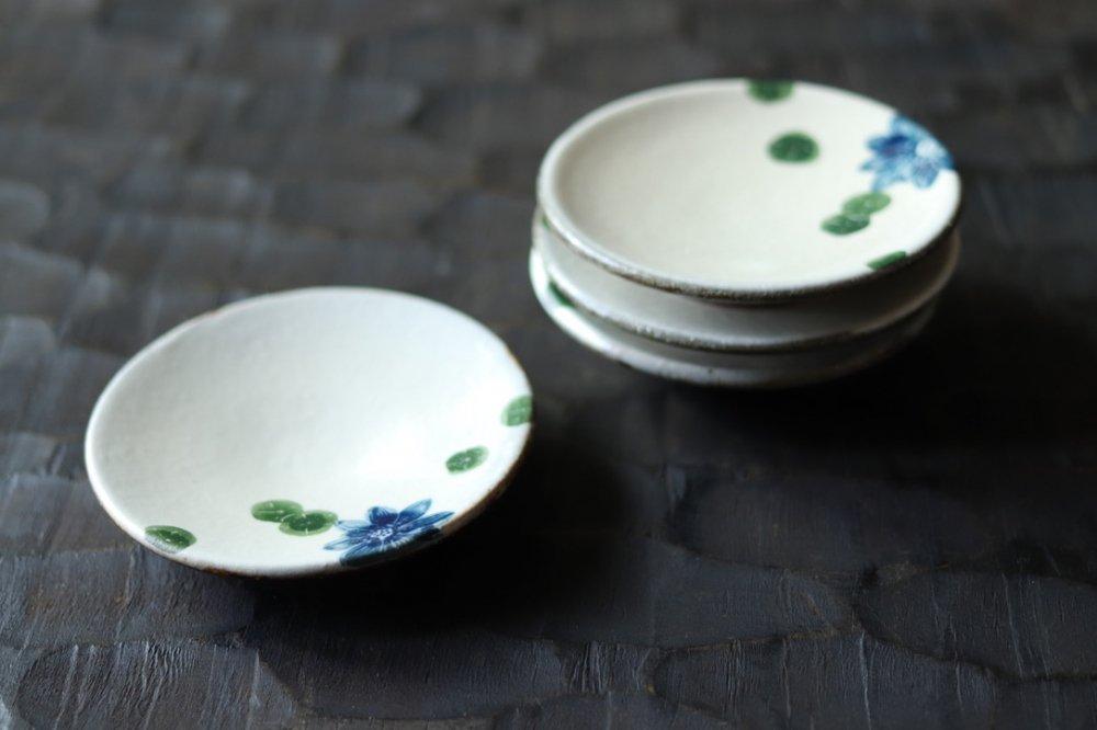 大谷桃子 浮草豆皿