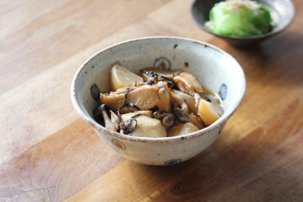 杉本太郎 煮物鉢(小紋)