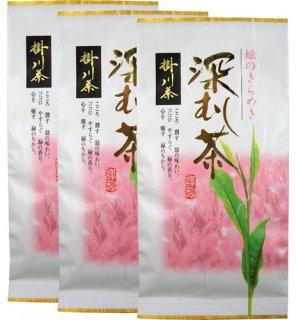 ためして深蒸し掛川茶300g(100g×3袋)(DM便対応)