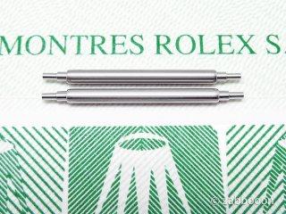 ロレックス純正19mm バネ棒 SWISS 正規品 手巻きデイトナ 2本1セット ヴィンテージケース専用 未使用の保管品