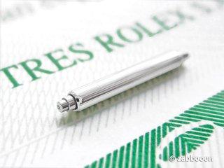 ロレックス純正 クラスプ専用 バネ棒 SWISS 正規品 バックル 78350 オイスターブレス未使用の保管品 6263 6265 15200 15210 14000 14010 14000M