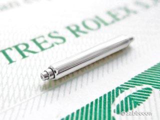 ロレックス純正 クラスプ専用 バネ棒 SWISS 正規品 バックル オイスターリベットブレス 7205 オイスターブレス 7835 未使用の保管品