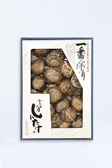 大分県産どんこ椎茸(90g)箱入り
