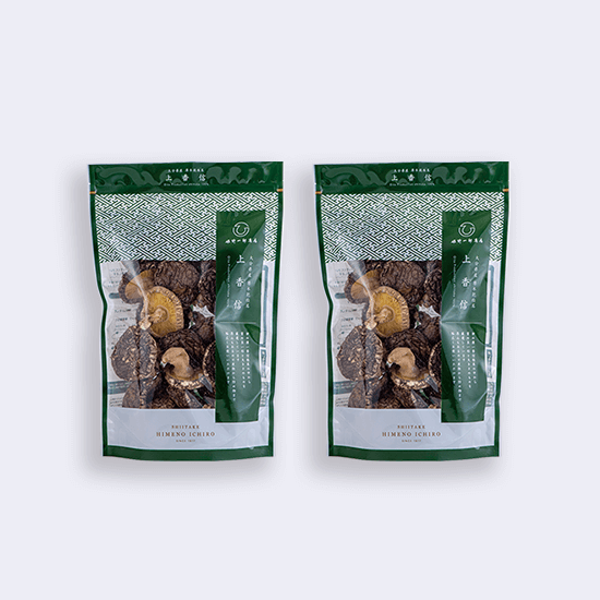 山の幸 上香信2袋セット(100g×2)