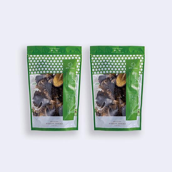 山の幸 香信2袋セット(100g×2)