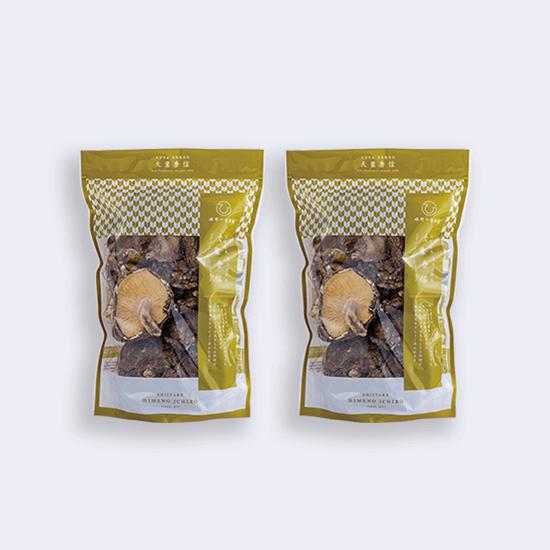 山の幸 大葉香信2袋セット(120g×2)