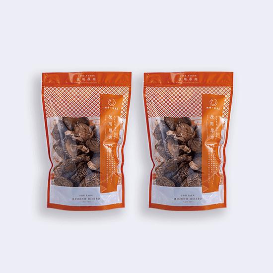 山の幸 徳用厚肉2セット(125g×2)