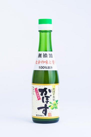 かぼす果汁(200ml)