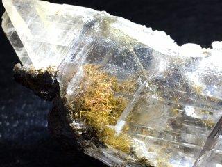 ナイカ鉱山☆セレナイト(ガーデン入り) 87g