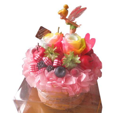 ケーキ ティンカー ベル