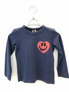 ハートスマイルTシャツ