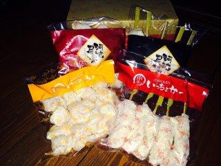 阿波尾鶏 食べくらべセット