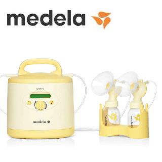 メデラ 電動さく乳機シンフォニー+販売品ダブルポンプセット