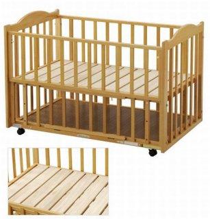 サークル兼用ベッド 床板すのこベッド L型