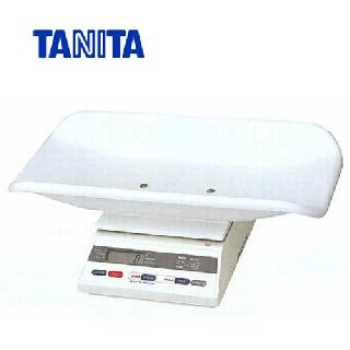 タニタ デジタルベビースケール2g表示