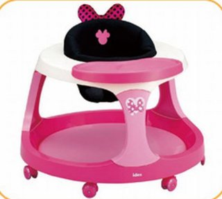【1台限定・レンタル処分販売品】テーブルウォーカー ミニーマウス