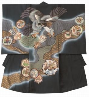 男児衣装 特選5 DM50 鷹と宝船