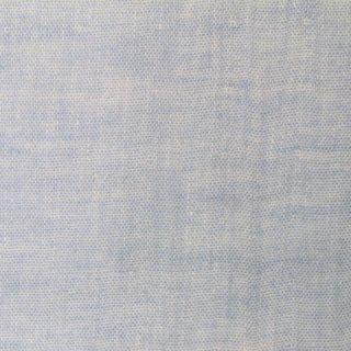 ダブルガーゼ |kokochi fabric  1m ライトブルー 無地