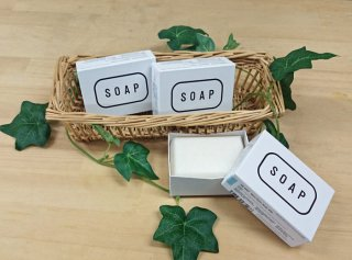 THE SOAP WHITE