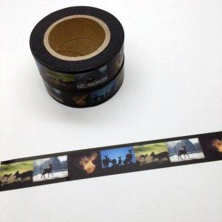 春日神鹿 オリジナルマスキングテープ