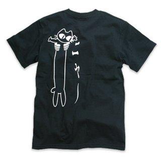 LOVE CAT●Tシャツ●ブラック