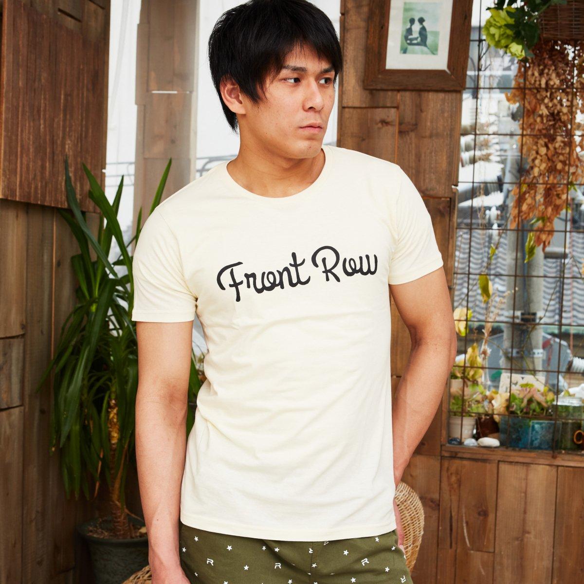 ロゴTシャツ・全2色