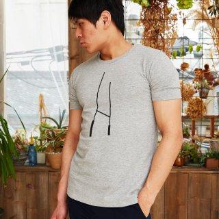 POLEバックロゴTシャツ