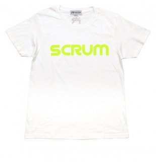<img class='new_mark_img1' src='//img.shop-pro.jp/img/new/icons41.gif' style='border:none;display:inline;margin:0px;padding:0px;width:auto;' />【値下げ】SCRUM Tシャツ・全3色