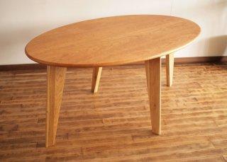 楕円ダイニングテーブル