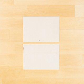365letter 封筒 楮 kouzo