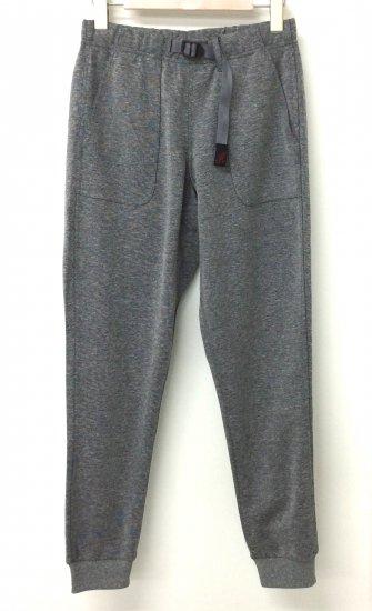GRAMICCI (グラミチ) /  Coolmax sweat narrow rib pants  / GUP16S008 / アウトドア / リブパンツ / スエットパンツ / レディ…