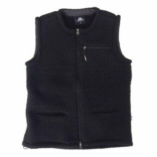 Mountain Equipment (マウンテンイクイップメント) / Pile Fleece Vest / ブラック / フリースベスト / アウトドア / メンズ