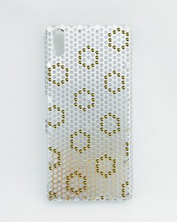 Xperia X Performance case 〈Brass ball 134〉