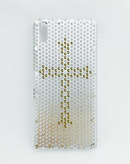 Xperia X Performance case 〈Brass ball 84〉