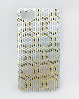 iPhone7 case 〈Brass ball 217〉