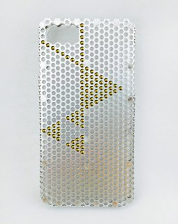 iPhone7 case 〈Brass ball 89〉