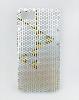 iPhone7 case 〈Brass ball 74〉