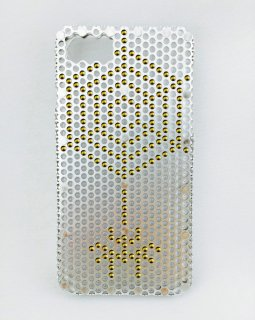 iPhone7 case 〈Brass ball 176〉