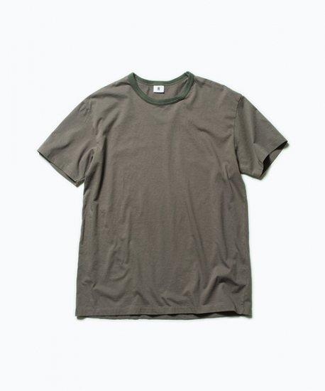 ROTTWEILER ロットワイラー / カットソー BASIC CREW NECK TEE 【GREEN】