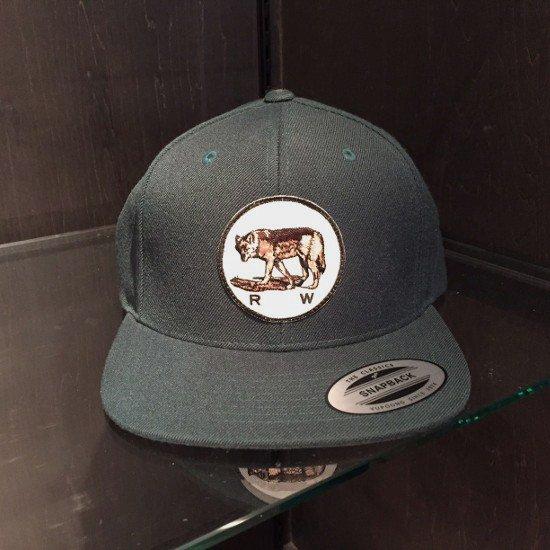 ROTTWEILER ロットワイラー / キャップ WOLF CAP / YUPPONG 【BLACK /  CAMO / GREEN】