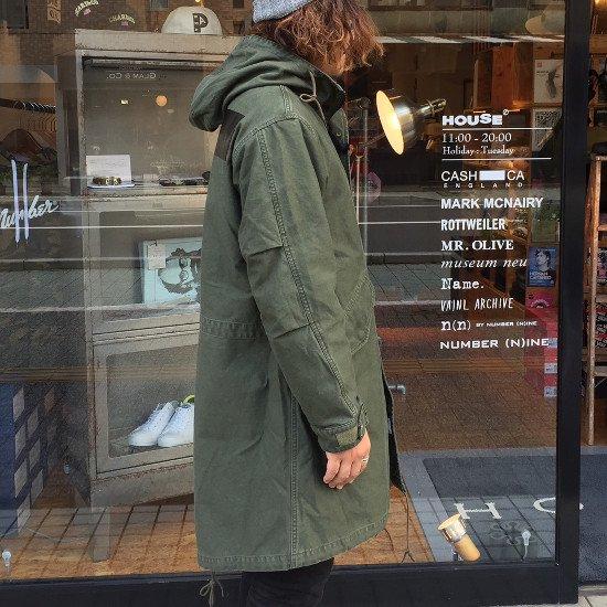 ROTTWEILER ロットワイラー / コート C / M-51 【OLIVE】