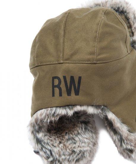 ROTTWEILER ロットワイラー / ハット BOMBER HAT