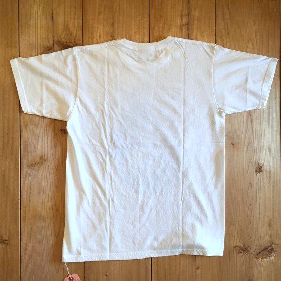 <img class='new_mark_img1' src='https://img.shop-pro.jp/img/new/icons3.gif' style='border:none;display:inline;margin:0px;padding:0px;width:auto;' />Black weirdos  ブラック ウィドー / Tシャツ LAURA TEE 【WHITE】