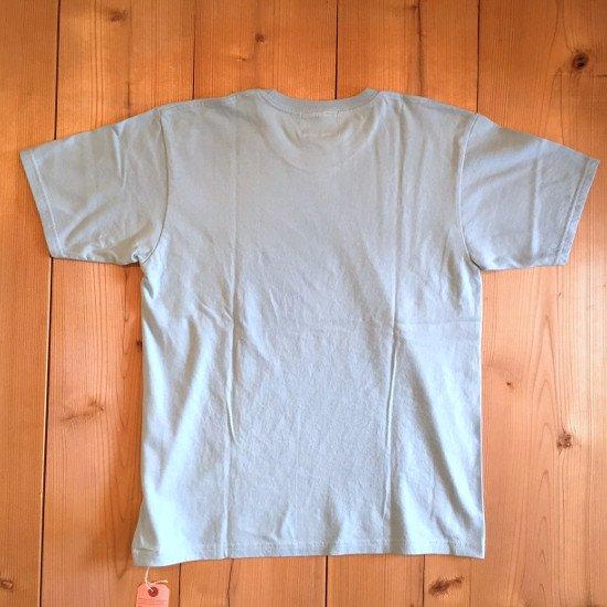 <img class='new_mark_img1' src='https://img.shop-pro.jp/img/new/icons3.gif' style='border:none;display:inline;margin:0px;padding:0px;width:auto;' />Black weirdos  ブラック ウィドー / Tシャツ LAURA TEE 【L・BLUE】